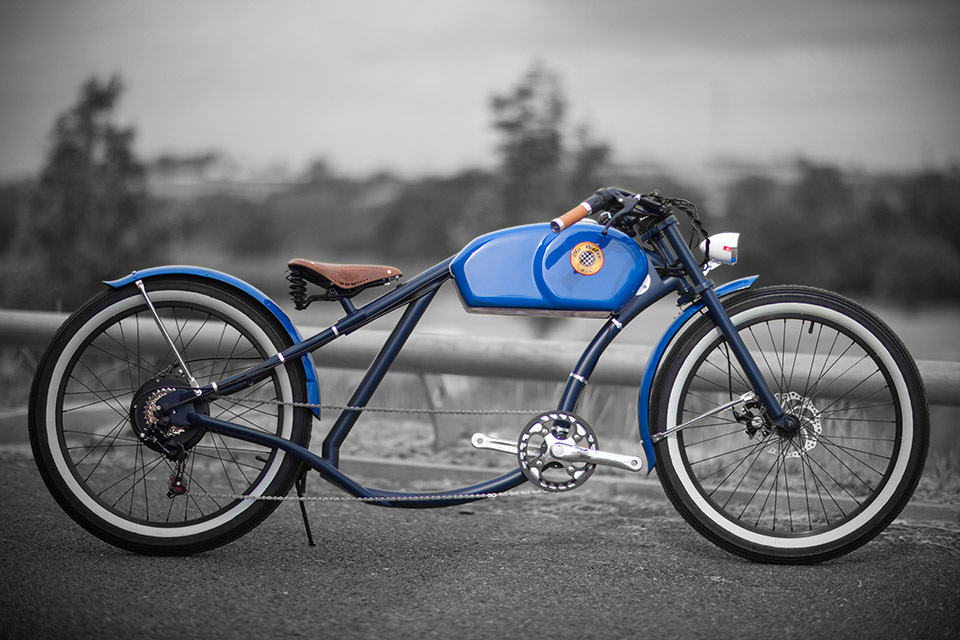 otocycles retro-styling electric bikes looks like the lovable cafe