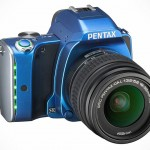 Pentax's K-S1 DSLR Has An Illuminated Body That Lets You Know The Shooting Mode