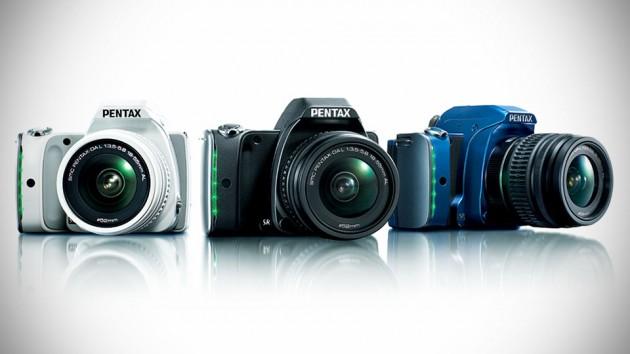 Pentax K-S1 DSLR - Standard colors