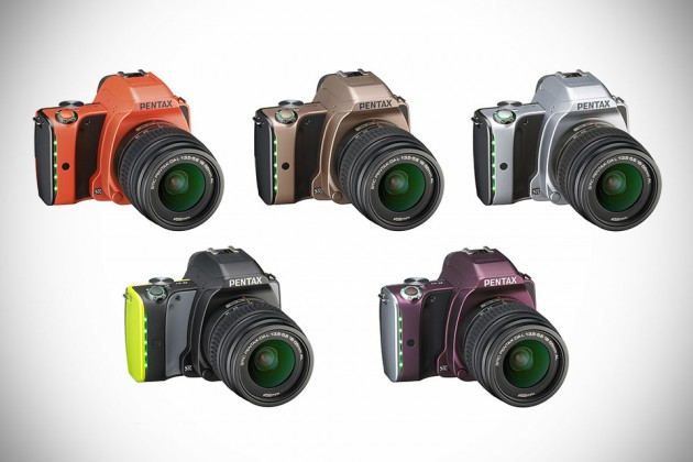 Pentax K-S1 DSLR - The night sky collection