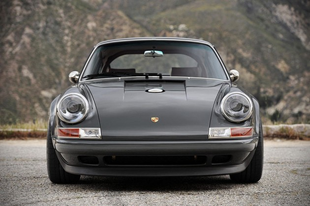 "Porsche 911 ""Indonesia"" by Singer Vehicle Design"