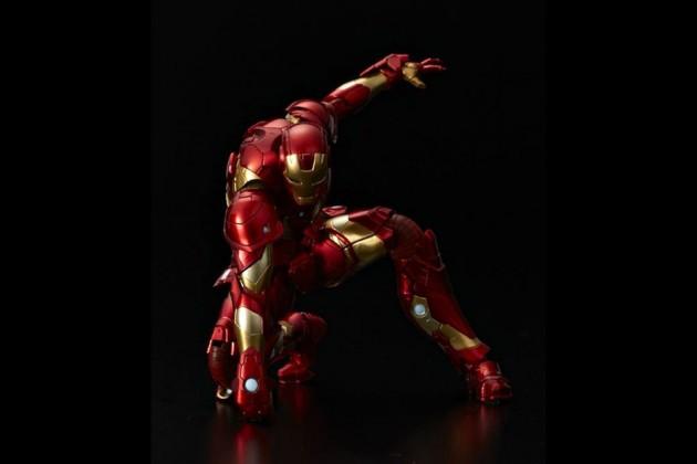 Re:Edit Iron Man #01: Bleeding Edge Armor