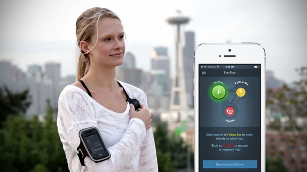 React Sidekick Wearable Tech For Emergencies
