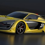 Renault's NISMO V6 Twin Turbo-powered Sport R.S. 01 Has Over 500 HP