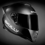 SKULLY AR-1 Motorcycle Helmet With Heads-up Display, Rear-facing Camera Now Available For Pre-order