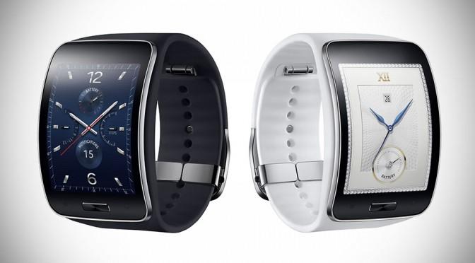Samsung Gear S Smartwatch