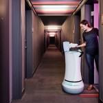 Savioke Service Robot Recruited By Aloft Hotel To Handle Butler Duties