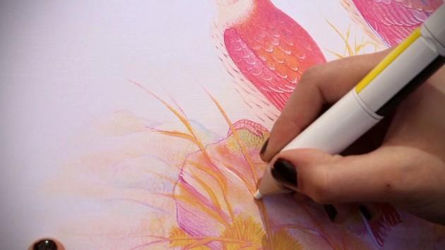 Scribble Ink