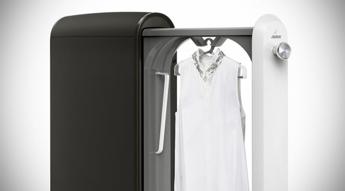 Swash Is A Machine That Takes Care Of Your Dirty Clothes Without Washing