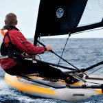 TIWAL 3.2 Is A Sailboat Fit For Two That Packs Into The Back Of Your Car