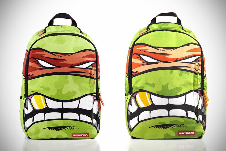 Tmnt Backpack Tmnt x Sprayground Backpacks