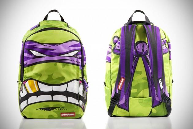 TMNT x Sprayground Backpacks