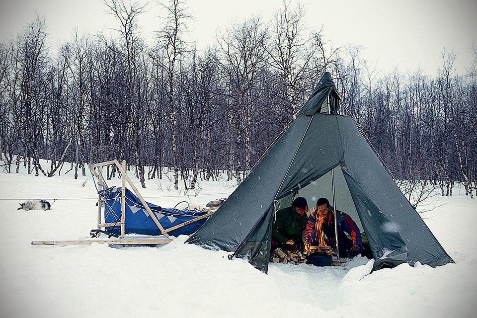 Tentipi Camping Tents