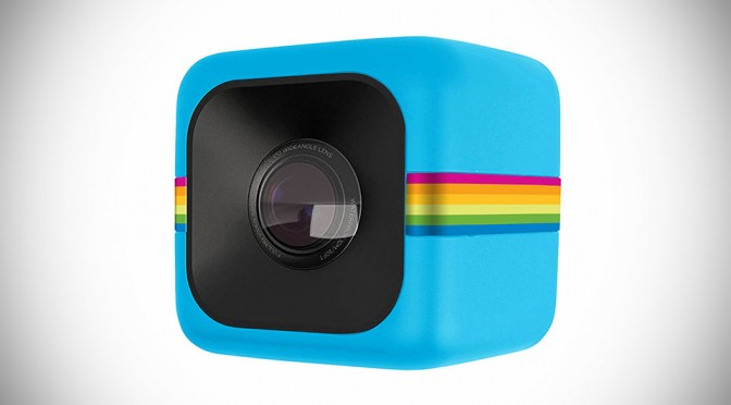 Polaroid CUBE Is An Irresistibly Cute Action Camera That Measures Less Than 2 Inches