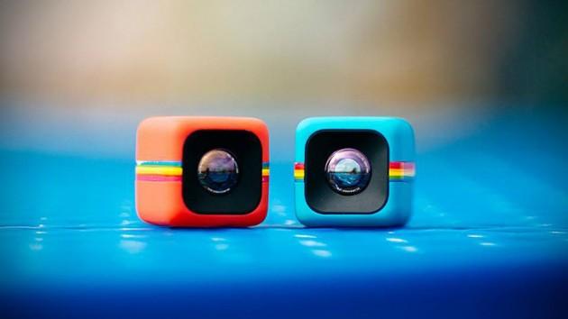 The Polaroid CUBE Action Camera