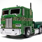 This Is Optimus Prime Souped Up By A Bathing Ape And It Looks Awesome