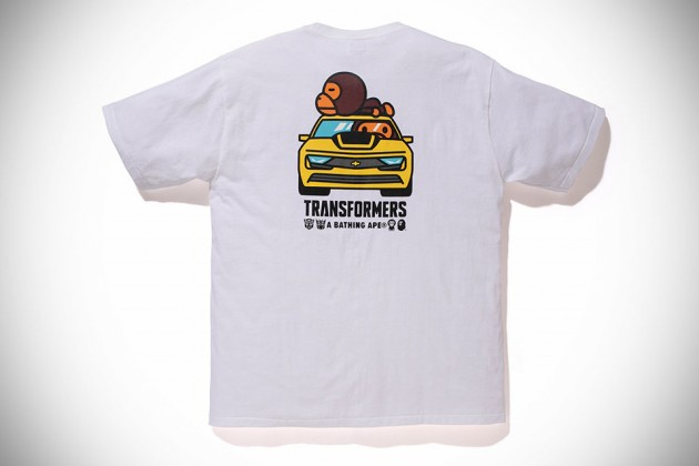 Transformers x A Bathing Ape 2014 Capsule Collection - Camaro