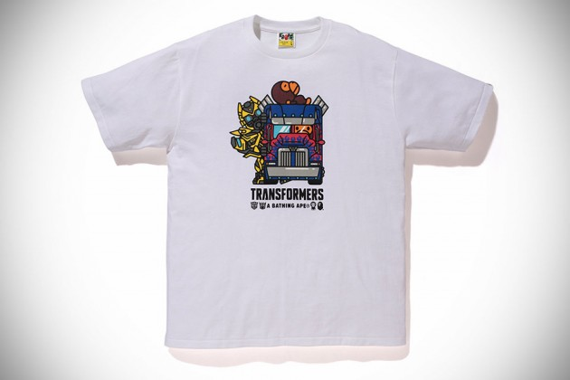 Transformers x A Bathing Ape 2014 Capsule Collection - Convoy
