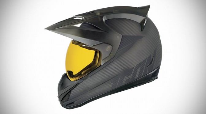 Variant Ghost Carbon Motorcycle Helmet
