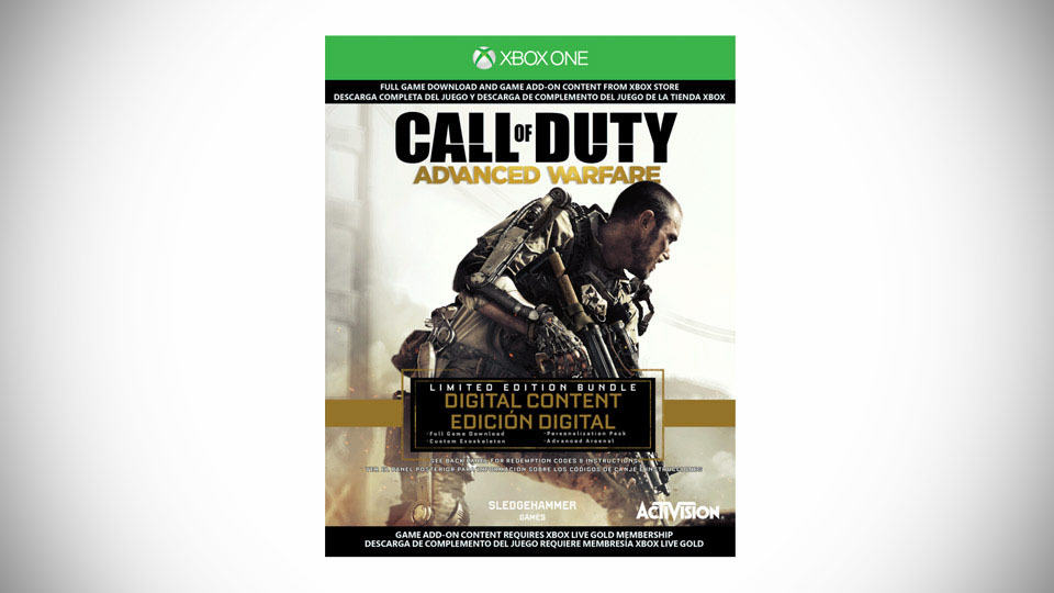 Xbox One Gets Limited Edition Call of Duty: Advanced ...