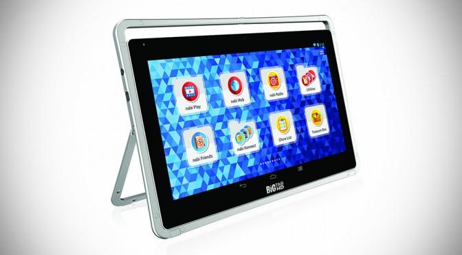 nabi Big Tab Android Tablets