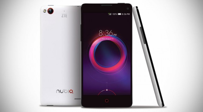 ZTE Mobile Photography-focused Nubia 5S mini LTE Smartphone Launches For $280