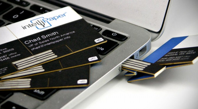 swivelCard Smart Business Cards