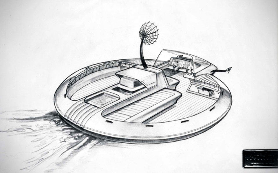nasa saucer ship shaped design - photo #29