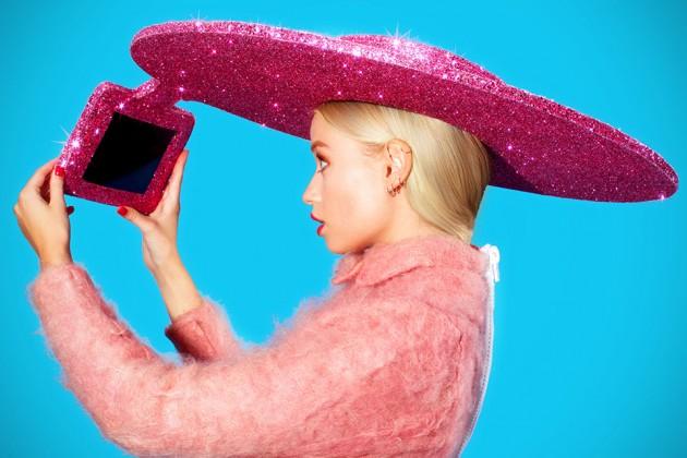 Acer x Christian Cowan-Sanluis Selfie Hat