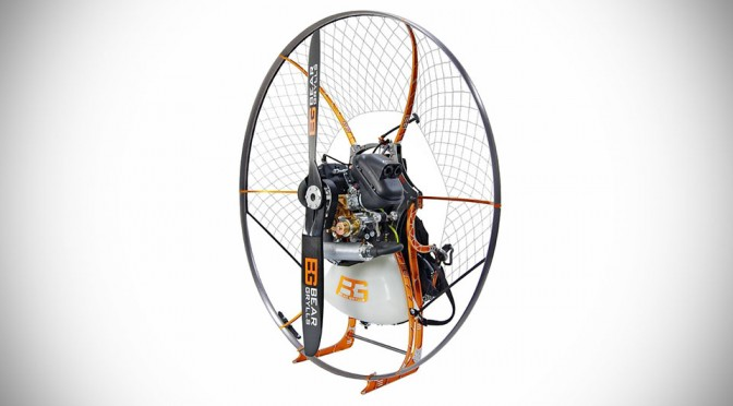 Bear Grylls Paramotor Adventurer Package