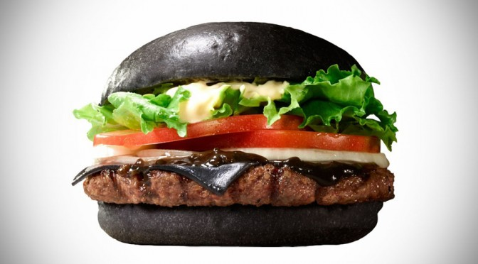 Burger King Kuro Burgers - Diamond