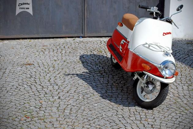 Cezeta Type 506 Electric Scooter