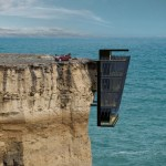 If You Love Living On The Edge, You Will Love This Concept Home That Literally Hangs Off The Cliff