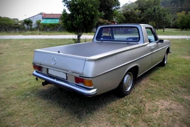 Custom 1971 Mercedes-Benz Pickup