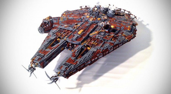 This Stunning Steampunk Millennium Falcon Is The Worthy Winner Of Steam Wars Returns