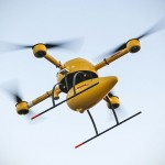 DHL Parcelcopter Made First Autonomous Delivery Flight, Delivered Emergency Medication to Island of Juist