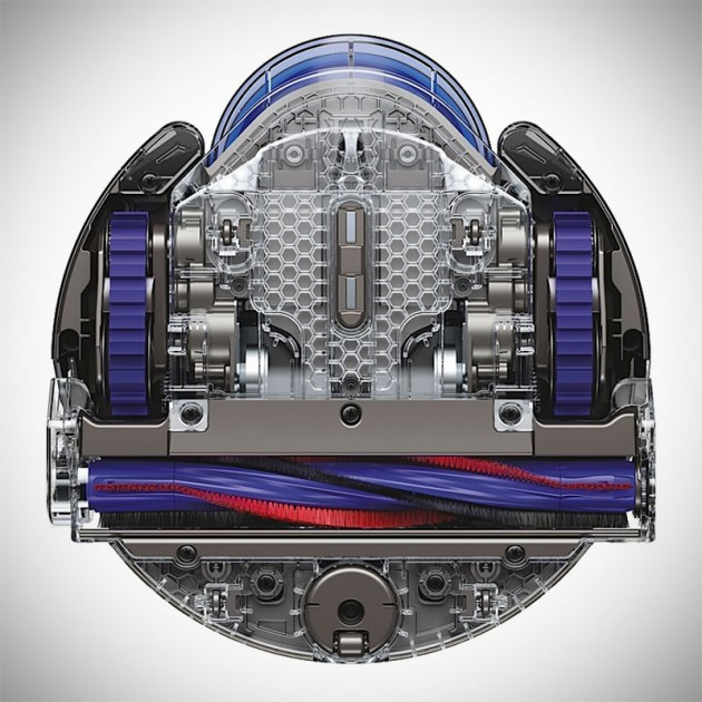 Dyson 360 Eye Robot Vacuum Cleaner image 3