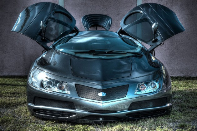 Mike Vetter, Sports Car, Coupe, Exotic Car, The Car Factory