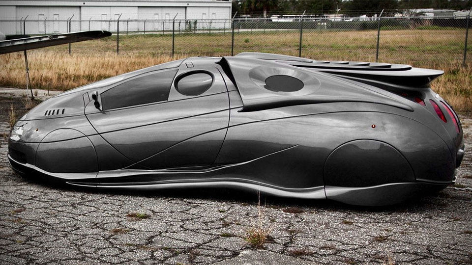Mike Vetter Sports Car Coupe Exotic The Factory