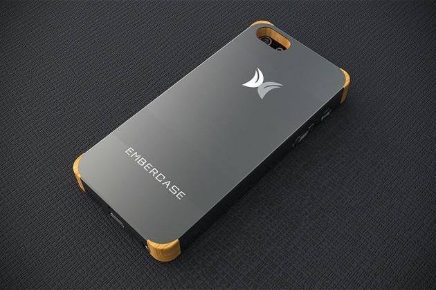 Exumme Embercase Hand Warmer iPhone Case