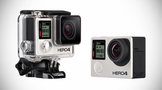 GoPro HERO4 Black 4K Action Cam