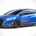 All-new Honda Civic Type R Will Out Perform the NSX Type R, Due to Hit the Market in 2015