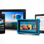 Amazon Refreshes Fire HDX and Fire HD, Adds Kids Edition and Two Kindles