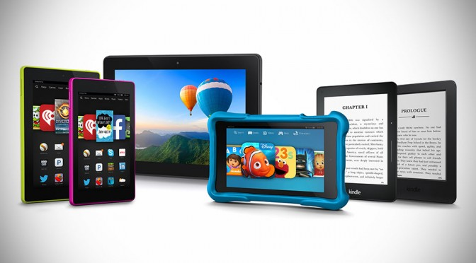 Kindle Fire HDX Tablet, Fire HD Kids Edition and the new Kindles