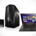 Lenovo At IFA 2014: 8-inch Intel Atom Tablet, 17-inch Touchscreen Laptop And ERAZER X315 Gaming PC