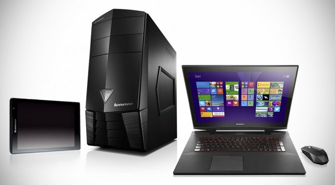 Lenovo at IFA 2014