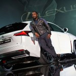 Lexus NX by will.i.am Has Ultra-wide Body Kit and Packs Some Pretty Cool Tech Onboard