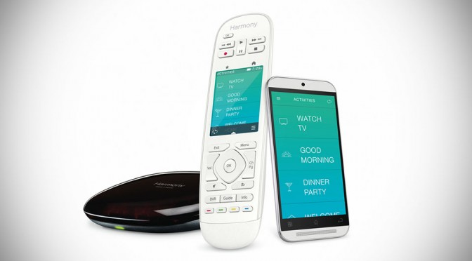 Logitech Harmony Ultimate Home