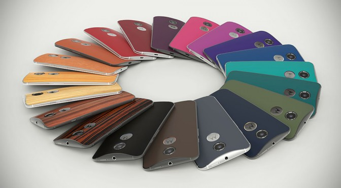Second Generation 5.2-inch Motorola Moto X Available Now, Starts at $99