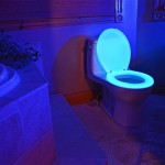 Night GLOW Toilet Seat Gives Your Throne The Deserving Glow